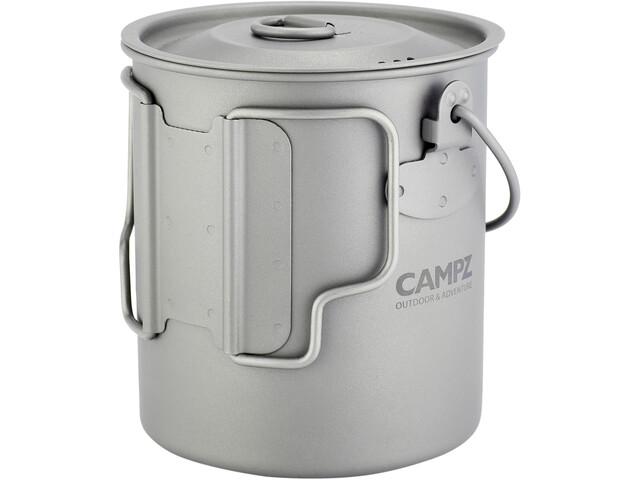 CAMPZ Titanium Hängetopf 750ml